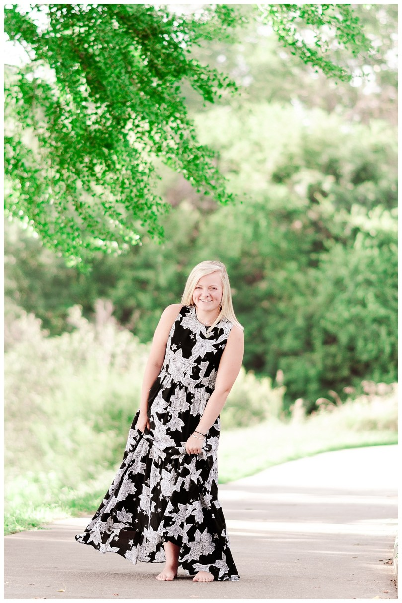 Alexandra Michelle Photography - Richmond Virginia - Church Hill - August 2018 - Senior Portraits - Malone McGhee-11