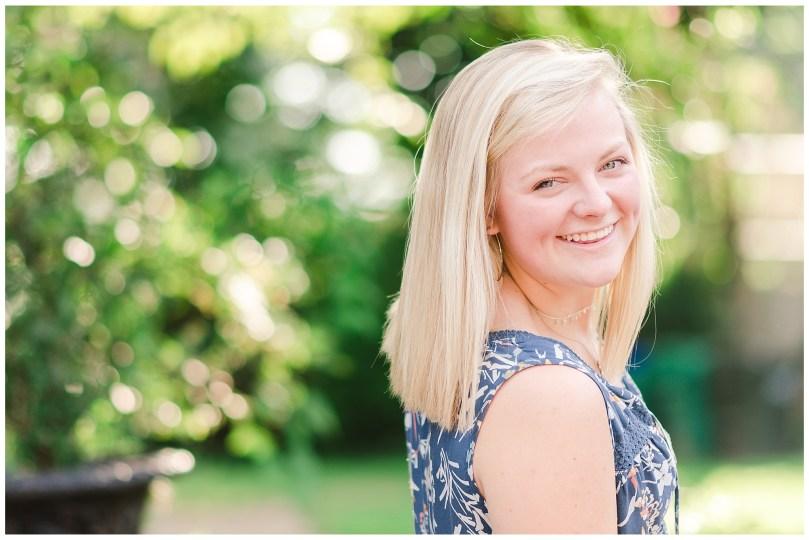 Alexandra Michelle Photography - Richmond Virginia - Church Hill - August 2018 - Senior Portraits - Malone McGhee-34