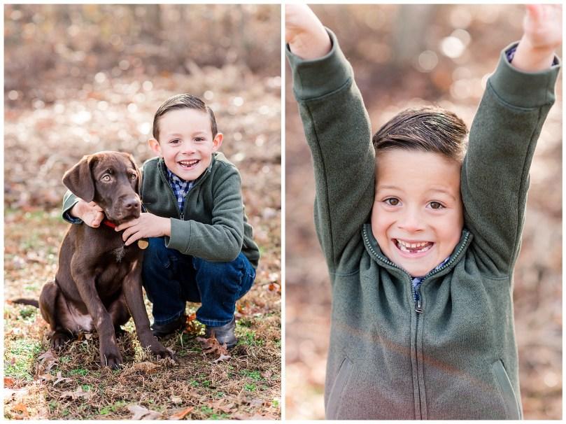 Alexandra Michelle Photography - Christmas Minis - 2018 - Family Portraits - Crump Park - Collier-18