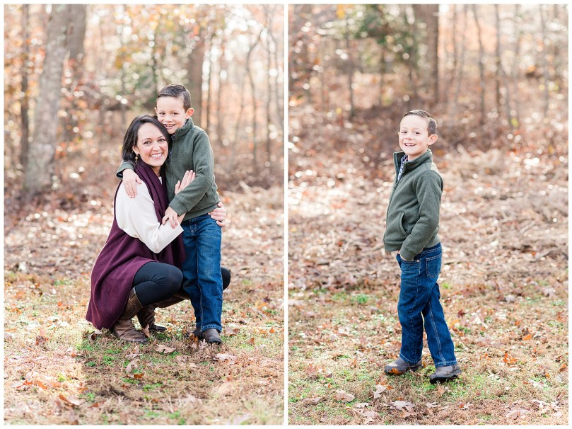Alexandra Michelle Photography - Christmas Minis - 2018 - Family Portraits - Crump Park - Collier-26