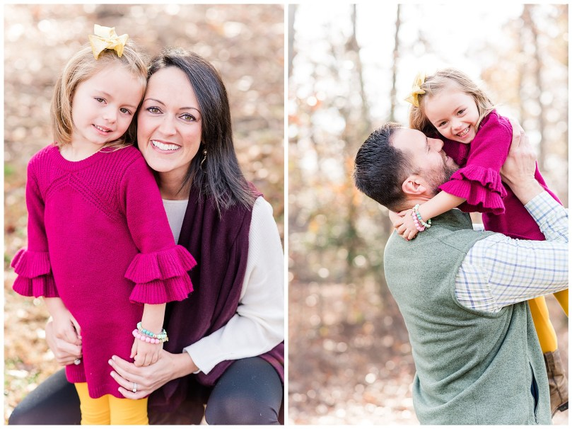 Alexandra Michelle Photography - Christmas Minis - 2018 - Family Portraits - Crump Park - Collier-6