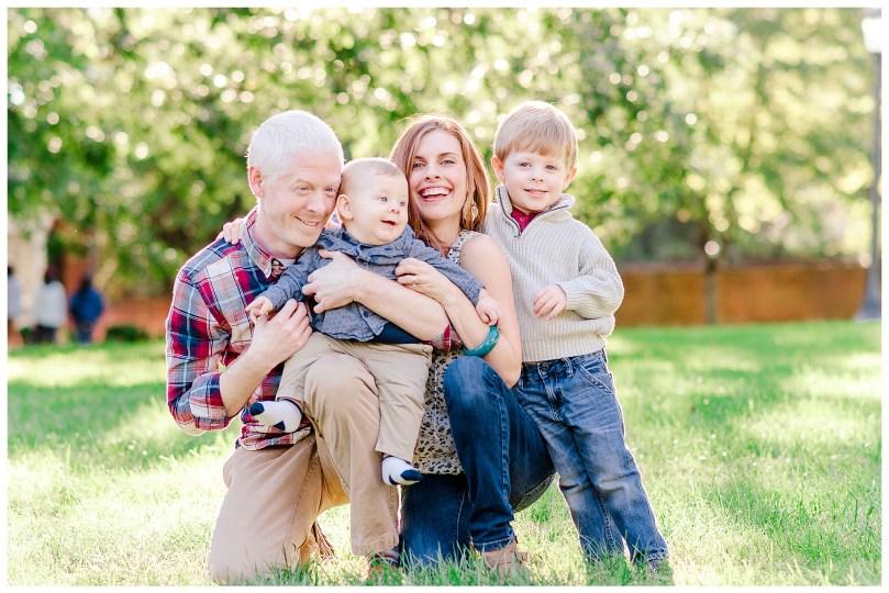 Alexandra Michelle Photography - Charlottesville Virginia -UVA - Family Portraits - Fall 2018 - Harrigan-14