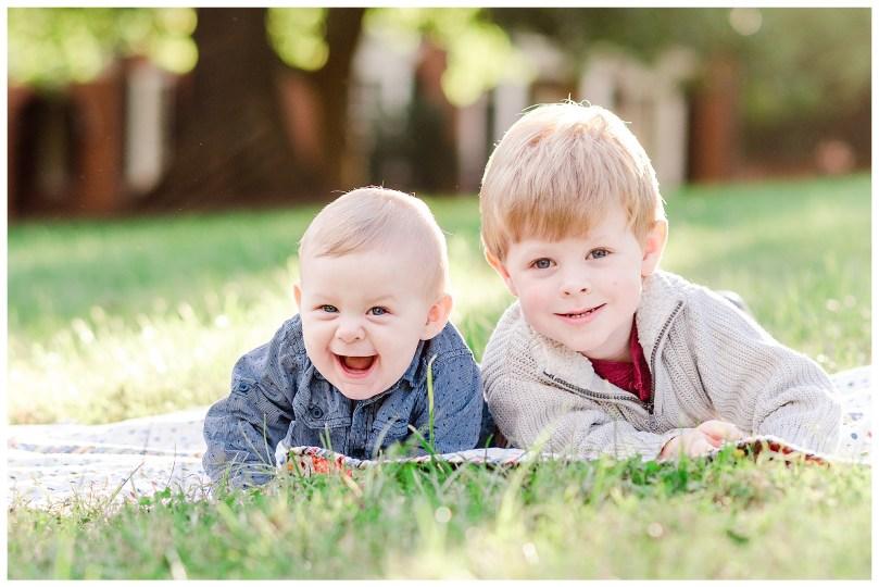 Alexandra Michelle Photography - Charlottesville Virginia -UVA - Family Portraits - Fall 2018 - Harrigan-46