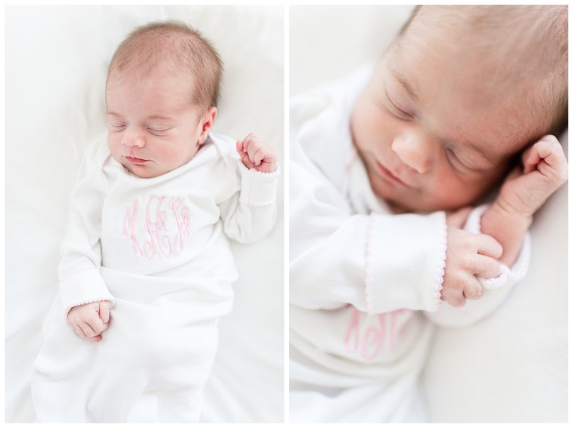 Alexandra Michelle Photography - November - 2018 - Virginia - Newborn - Autry-4