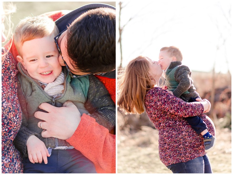 Alexandra Michelle Photography - Leesburg Virginia - Family - Maternity Portraits - Ida Lee Park - Spring 2019 - Perez-58