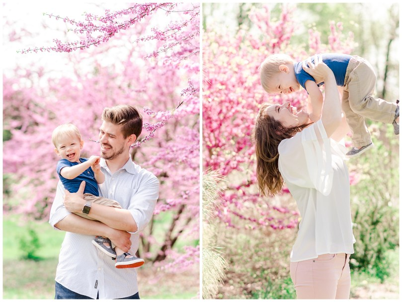 Alexandra Michelle Photography - National Aboretum - National Botanical Gardens - DC - Family Portraits - Odelstierna-44