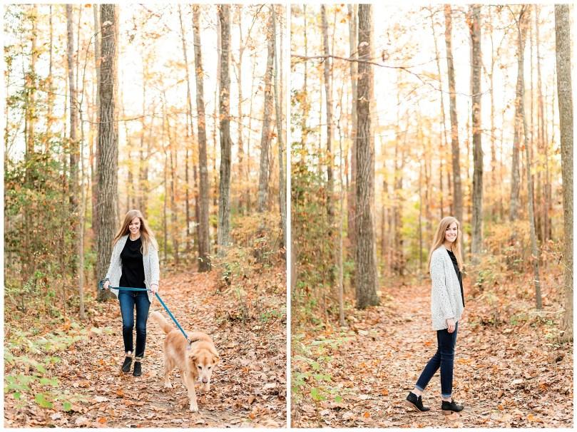 Alexandra Michelle Photography - Senior Portraits - Richmond Virginia - Godwn Senior - Myers-58
