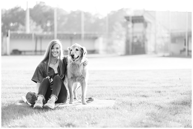 Alexandra Michelle Photography - Senior Portraits - Richmond Virginia - Godwn Senior - Myers BW-13