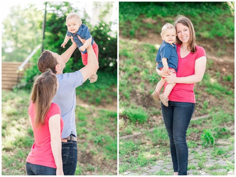 Alexandra Michelle Photography - May Minis - Family Portraits - Richmond Virginia - Libby Hill Park - Spring 2019-31