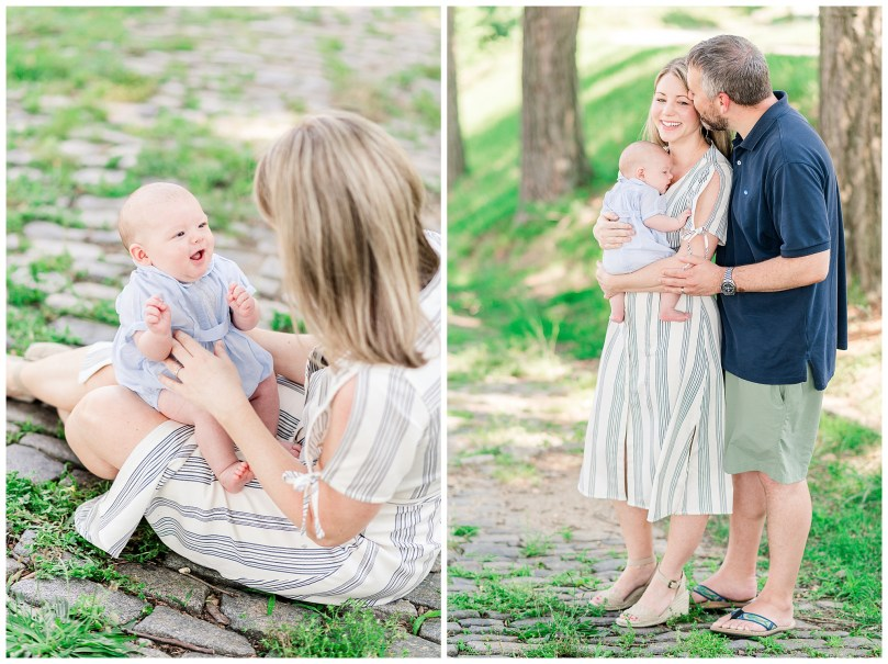 Alexandra Michelle Photography - May Minis - Family Portraits - Richmond Virginia - Libby Hill Park - Spring 2019-38