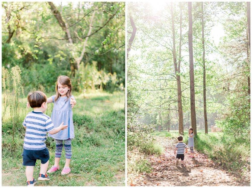 Alexandra Michelle Photography - 2019 - Charlottesville Virginia - Monticello Trail - Childhood Photographer - Family Portraits - Davidson-28