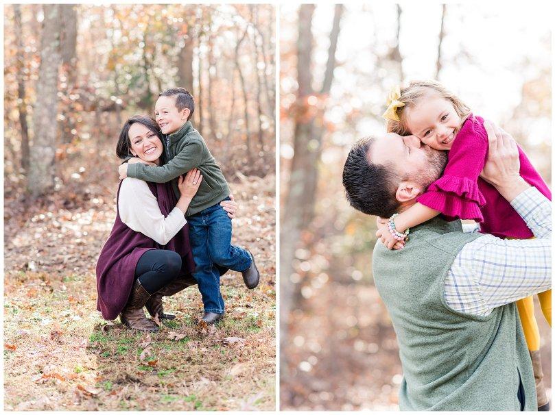 Alexandra Michelle Photography - Christmas Minis - 2018 - Family Portraits - Crump Park - Collier-27