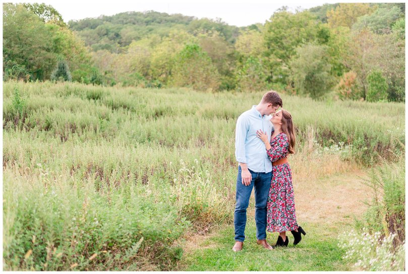 Alexandra Michelle Photography - Fall 2019 - Baltimore Maryland - Cromwell Valley Park - Family Portraits - Travis-10