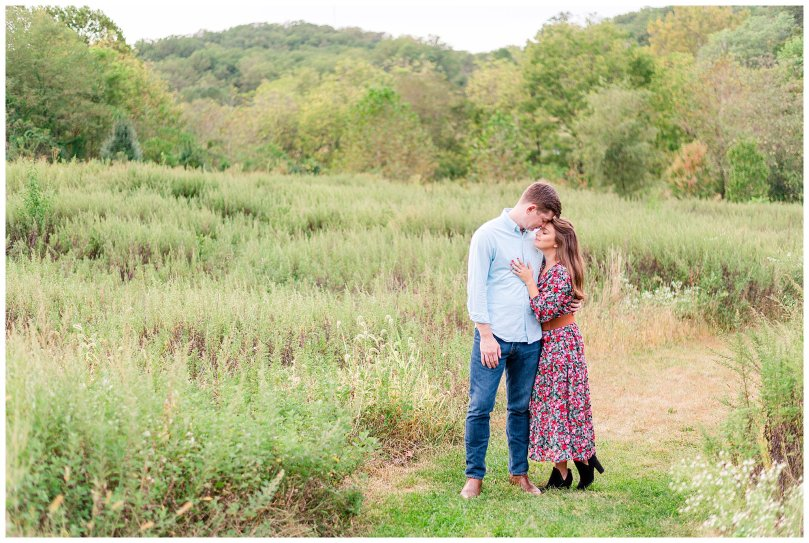 Alexandra Michelle Photography - Fall 2019 - Baltimore Maryland - Cromwell Valley Park - Family Portraits - Travis-13