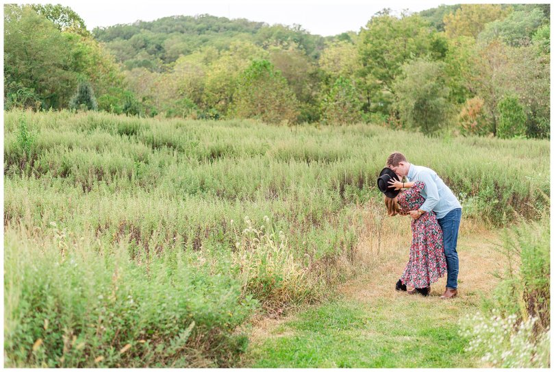 Alexandra Michelle Photography - Fall 2019 - Baltimore Maryland - Cromwell Valley Park - Family Portraits - Travis-7