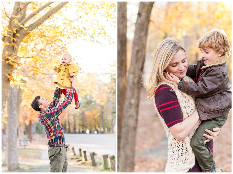 Alexandra Michelle Photography - Holiday Minis - 2018 - Pocahontas State Park Virginia - Family Portraits- Zedaker-13