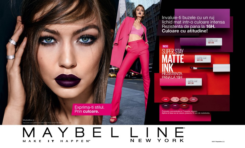 Maybelline Superstay Matte Ink Review Alexandra Bulac