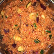 quinoa with veggies recipe