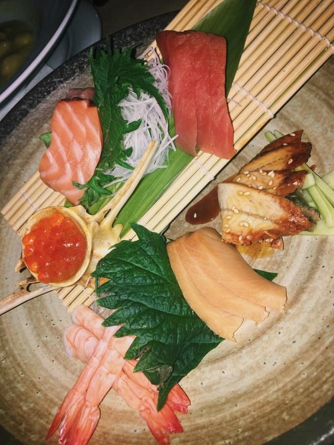 best sushi in bucharest