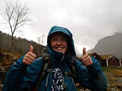 Two thumbs up, we love the rain