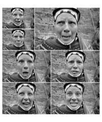 Marte's funny faces