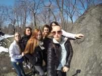 LRAP Ladies take on Central Park