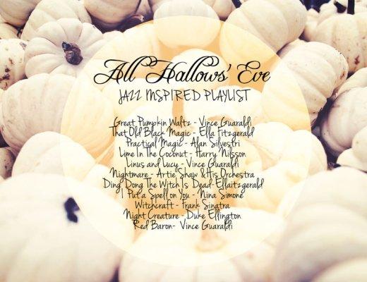 A Jazz Inspired Halloween Playlist