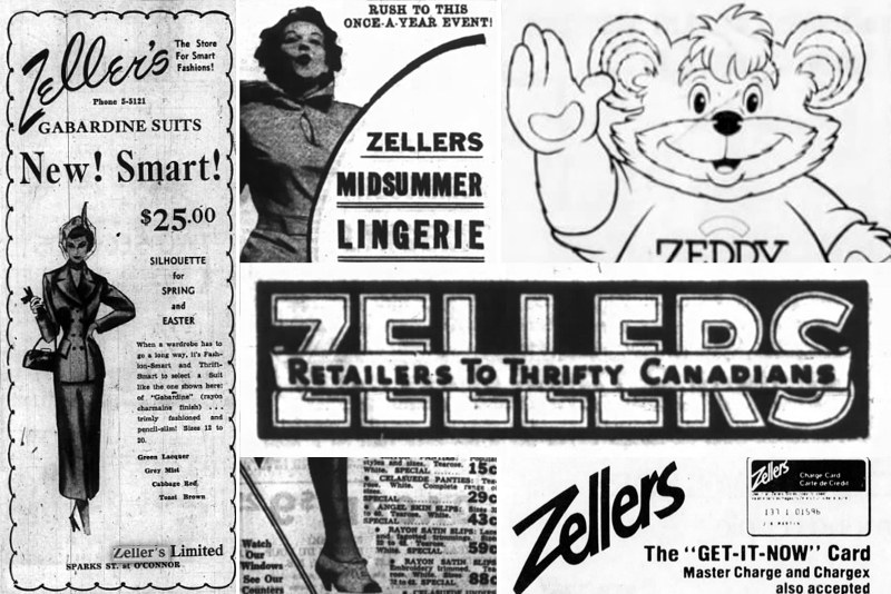 Zellers, a Canadian Staple | Alex Inspired