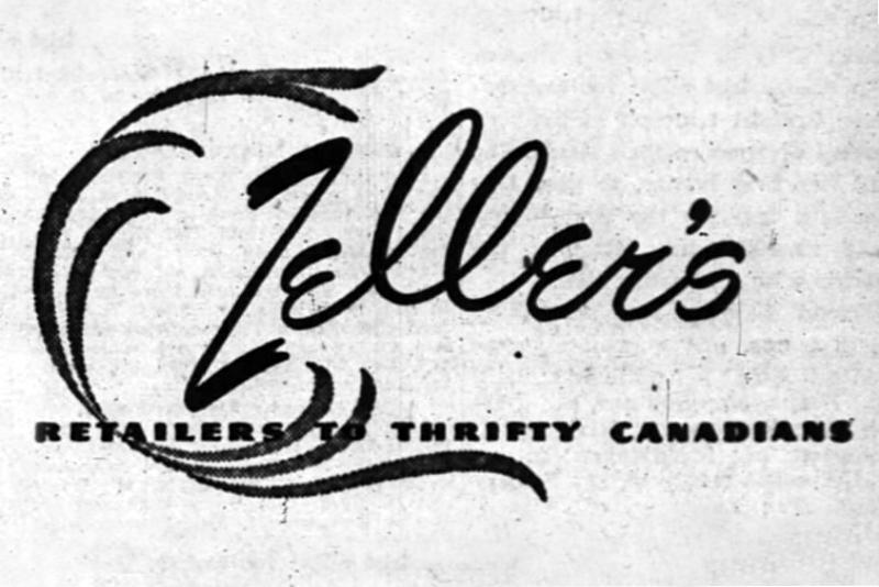 Originall Zellers Logo - Au Revoir, Tar-Jay | Alex Inspired