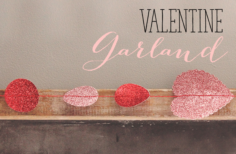 Valentine Garland | Alex Inspired