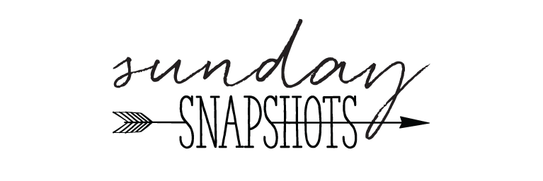 Sunday Snapshots logo - Alex Inspired