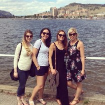 Girls trip to Kelowna
