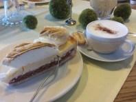 Genuss im Café Merk.