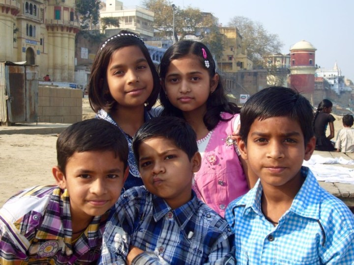 Kids Varanasi