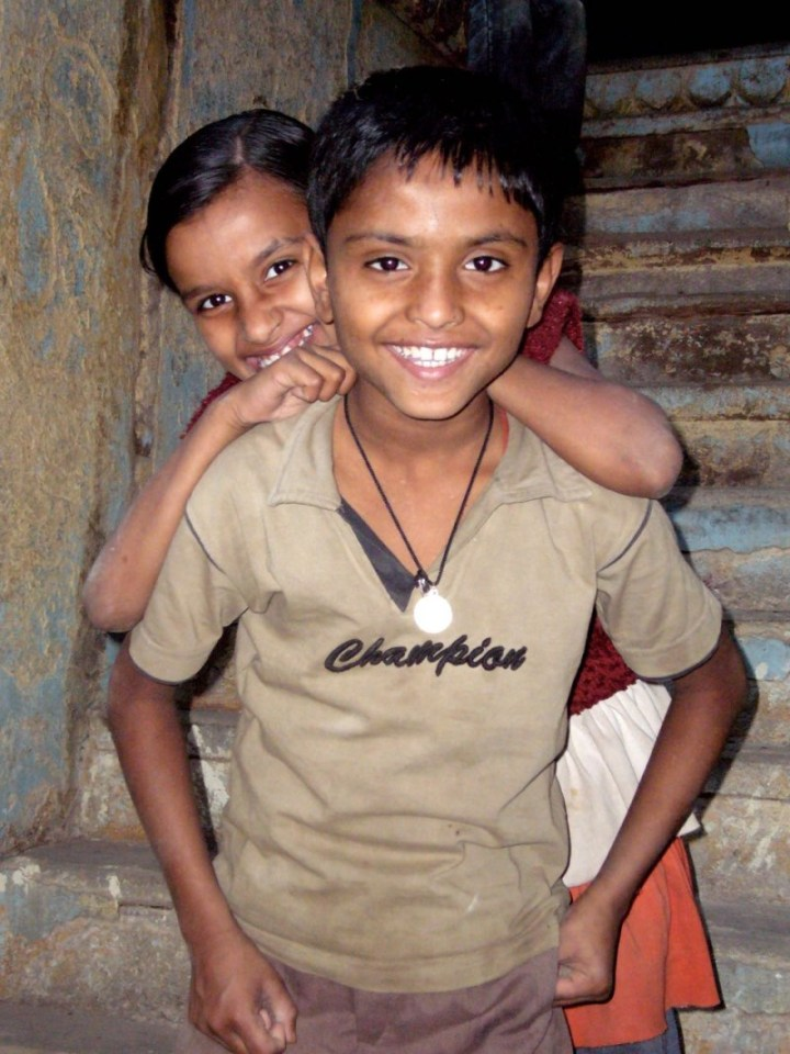 Siblings Varanasi