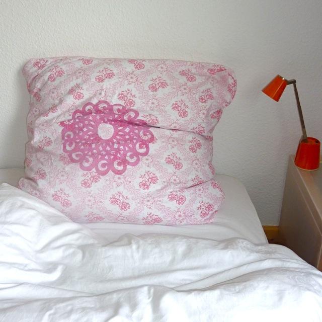 Sonderanfertigung Bettwäsche Kopfkissen
