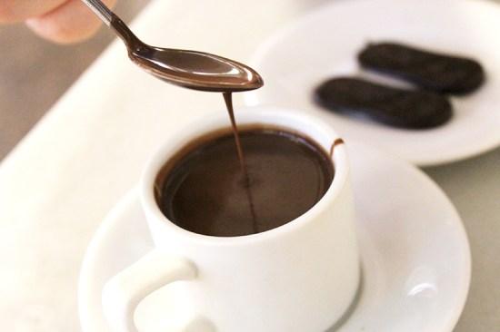 Barcelona - Hot Chocolate