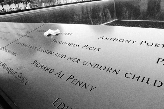 9/11 attacks - Names