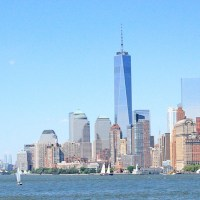 Skyline of Manhattan & Identity of New York City