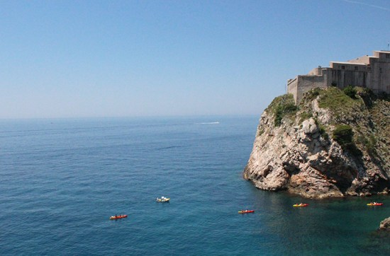Dubrovnik - Cliff