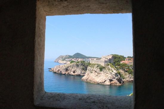 Dubrovnik - Window on the sea 2