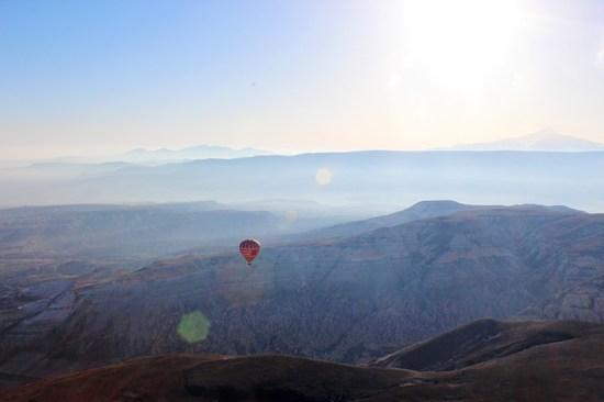 Hot Air Balloon Ride in Cappadocia - View 7