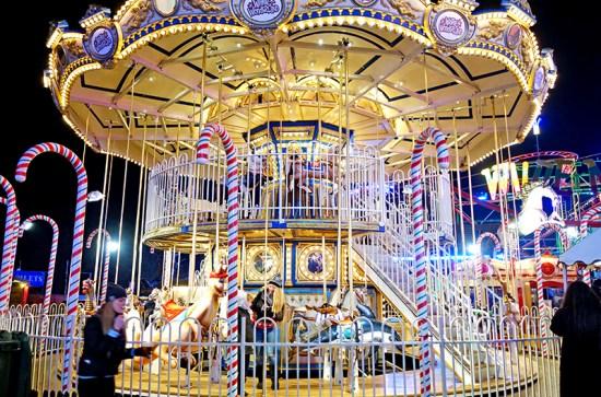 Winter Wonderland 2014 - Carousel