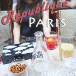 【漫步巴黎】反时尚的République