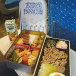 The Shinkansen and Amazing Bento