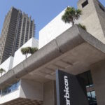 The Barbican is Quite Brutal