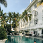 Eastern and Oriental Hotel in Penang, Malaysia
