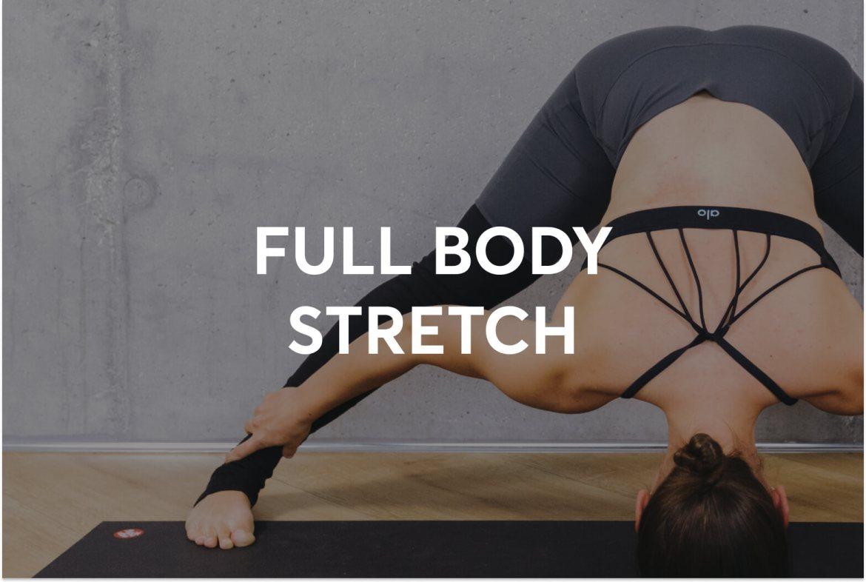 30-min Full Body Stretch