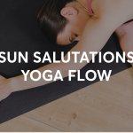 Sun Salutations Morning Yoga
