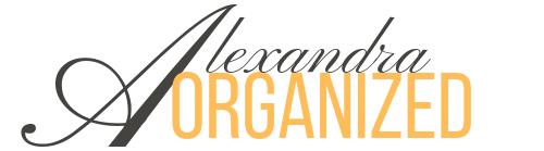 Alexandra Organized